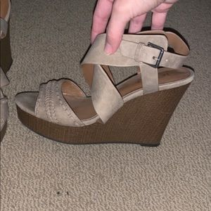 Shoes - Summer Wedges